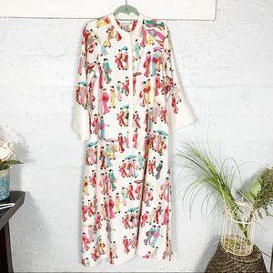 Natori Kimono Dress